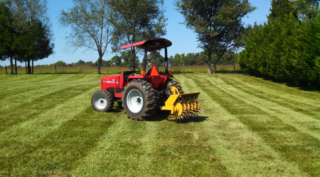 5 Tips On How To Aerate Your Lawn Everything Attachments